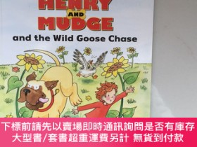 二手書博民逛書店Henry罕見and Mudge and the Wild Goose Chase (Ready-to-Read,