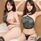 天使波堤【LD0405】古典蕾絲孔雀刺繡...