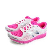 NEW BALANCE Fresh Foam Zante V2 跑鞋 運動鞋 透氣 網布 舒適 避震 白色 桃紅 女鞋 WZANTHP2 no011