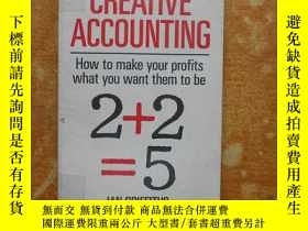 二手書博民逛書店creative罕見accounting how to make