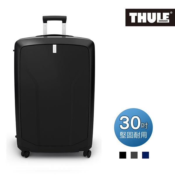 THULE-Revolve 30吋97L行李箱TRLS-130-黑