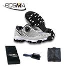 高爾夫球鞋 兒童旋鈕扣鞋帶 男童球鞋 春夏運動鞋 GSH105GBGRY