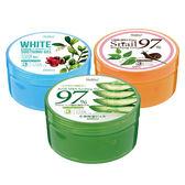 日本 POPSKIN 舒緩保濕凝膠 300mL 白雪/蝸牛/蘆薈 ◆86小舖◆