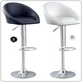【水晶晶家具/傢俱首選】CX1589-1 歐普拉60-80cm可升降皮面吧椅~~雙色可選
