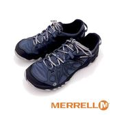 MERRELL ALL OUT BLAZE AERO SPORT男水陸兩棲鞋-灰藍