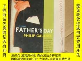 二手書博民逛書店Father s罕見day 英文原版大32開Y85718 PHI