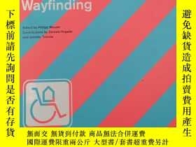 二手書博民逛書店Accessibility罕見and Wayfinding: Construction and Design Ma