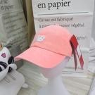 New Balance 休閒款 運動帽 棒球帽 鴨舌帽 帽子 後可調 LAH91014PPI 粉【iSport 愛運動】