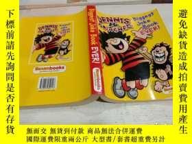 二手書博民逛書店Biggest罕見joke book Ever《史上最大的笑話書。》Y200392