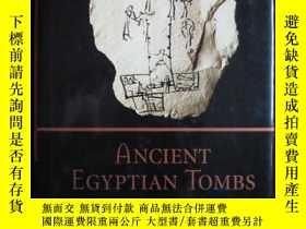 二手書博民逛書店Ancient罕見Egyptian Tombs: The Cul