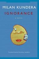 二手書博民逛書店 《Ignorance》 R2Y ISBN:0571215920