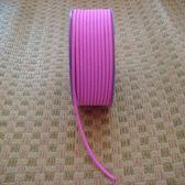 彩色素面鬆緊帶(粉紅色)/彈力繩/口罩繩/綁髮帶