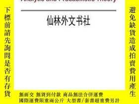二手書博民逛書店【罕見】Number Theory Arising From Finite Fields: Analytic An