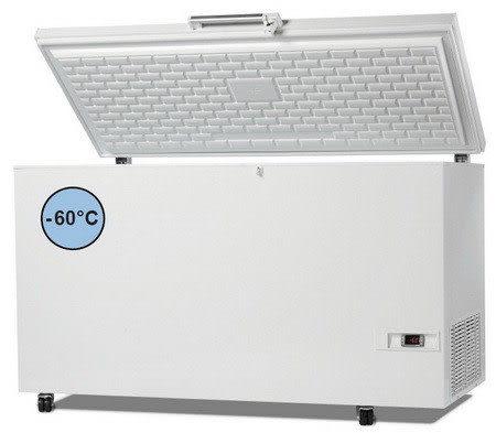 丹麥 超低溫-60℃冷凍櫃220v【4尺2 冰櫃】型號:VT-307