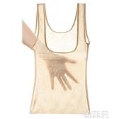 塑身衣 美體衣分體塑身上衣超薄款收腹背心女緊身塑形束腰透氣上半身夏季 韓菲兒