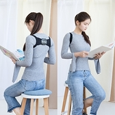 駝背預防帶成人駝背衣直背坐姿預防器背部糾正高低肩隱形