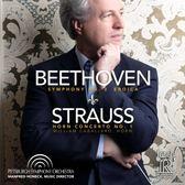 【SACD】貝多芬:第三號交響曲「英雄」/ 理察・史特勞斯:第一號法國號協奏曲