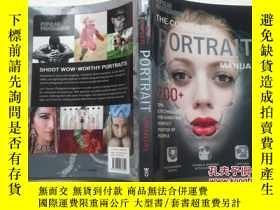 二手書博民逛書店The罕見Complete Portrait Manual :