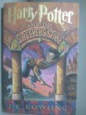 【書寶二手書T1/原文小說_PKH】Harry Potter and the Sorcerer s Stone_J. K. Rowling
