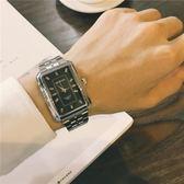 男士手錶個性潮男防水時尚款2018新款大氣休閒潮流方形大錶盤男錶-享家生活館