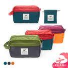 走走去旅行99750【CI258】旅行輕量輕便手提收納包超輕量手拿包便攜 可折疊收納手提包 3色