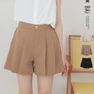 寬百摺車線單釦西裝感短褲M-XL號-BA...