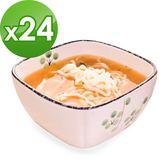 (即期品)樂活棧 低卡蒟蒻麵 燕麥拉麵+濃湯(共24份)