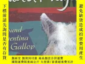 二手書博民逛書店on罕見a hoof and a prayerY271632 p