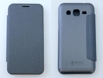 NILLKIN Samsung Galaxy J2 側翻手機套 SPARKLE 新皮士系列-星韻 2色可選 可加購保貼更超值