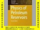 二手書博民逛書店Physics罕見of Petroleum ReservoirsY405706 Xuetao Hu ISBN