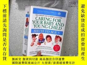 二手書博民逛書店Caring罕見for Your Baby and Young