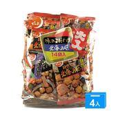 天六14袋綜合豆果子320G*4【愛買】