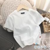男童短袖t恤日系純棉T恤兒童夏季韓版童裝半袖【奇趣小屋】