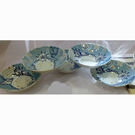 日本進口貝殼平缽5客組 可當贈品 餐盤