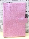 【震撼精品百貨】Hello Kitty 凱蒂貓~kitty證件套-雕浮粉色#65141