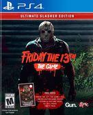 PS4 13號星期五:遊戲終極版(美版代購)