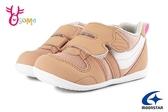 Moonstar月星 HI系列 寶寶運動鞋 小童 輕量 日本機能鞋 I9619#橘色◆OSOME奧森鞋業