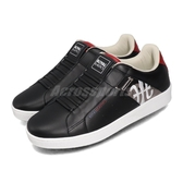 Royal Elastics 休閒鞋 Icon Genesis 黑 紅 男鞋 運動鞋 【PUMP306】 01994991