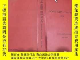 二手書博民逛書店GONE罕見WITH THE WIND1936Y199663