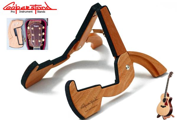 小叮噹的店- 吉他架 美製 Cooperstand PRO-G 收取式 電木兩用