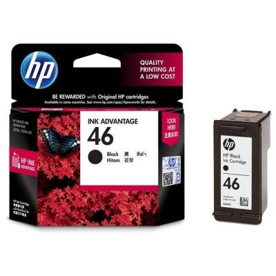 HP CZ637AA NO.46 原廠黑色墨水匣