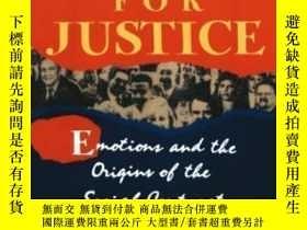 二手書博民逛書店A罕見Passion For Justice-對正義的熱情Y436638 Robert Solomon Row