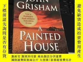 二手書博民逛書店john罕見grisham a painted houseY28
