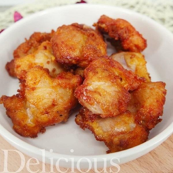 老爸ㄟ廚房.日式和風唐揚雞塊 (1000g/包,共三包)﹍愛食網