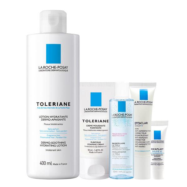 理膚寶水  多容安舒緩保濕化妝水400ml 長效柔軟保濕組