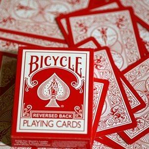 【USPCC撲克館】BICYCLE 反紅背/紅面 Reverse V2