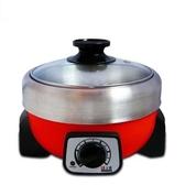 【中彰投電器】上豪(3.5L火烤)不鏽鋼多功能料理鍋,EC-3510【全館刷卡分期+免運費】