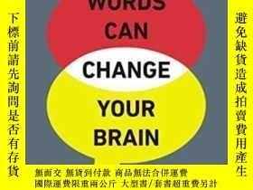 二手書博民逛書店Words罕見Can Change Your Brain-語言可以改變你的大腦Y436638 Andrew N