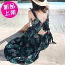 【9061-0620】波西米雅熱帶花卉印...