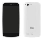 【出清大特賣】四核心雙卡雙待炫彩背蓋智慧型手機 G-PLUS E3(白)